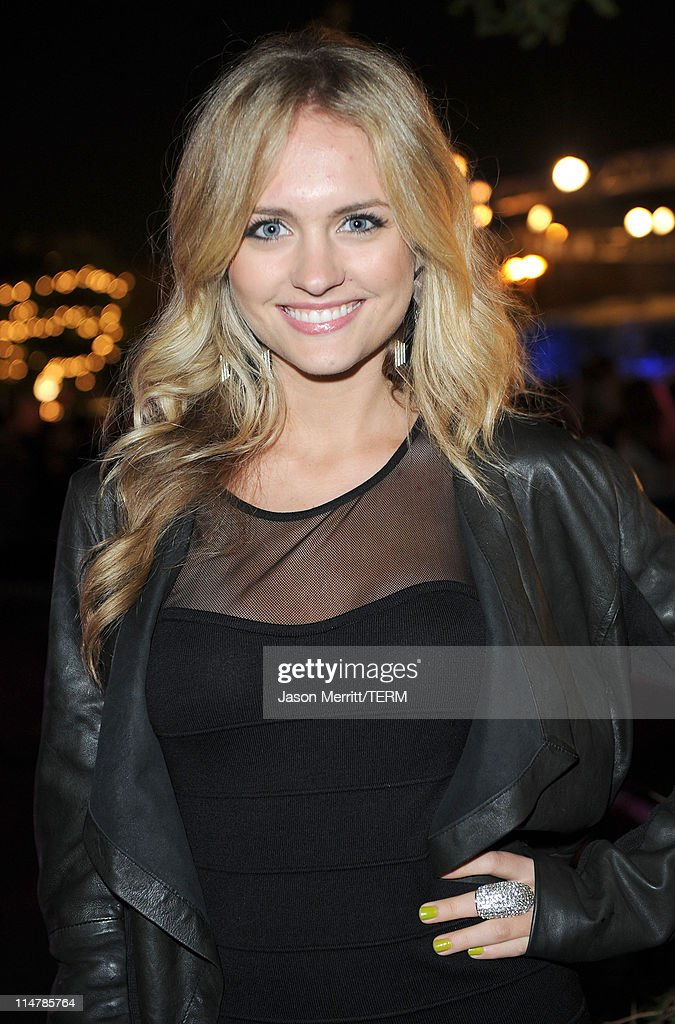 Actress Madison Riley attends the 11th annual Maxim Hot 100 Party with Harley-Davidson, ABSOLUT VODKA, Ed Hardy Fragrances, and ROGAINE held at Paramount Studios on May 19, 2010 in Los Angeles, California.
