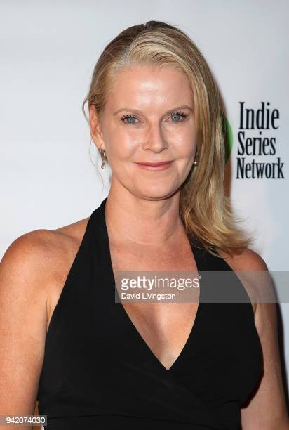 Actress Maeve Quinlan attends the 9th Annual Indie Series Awards at The Colony Theatre on April 4, 2018 in Burbank, California.