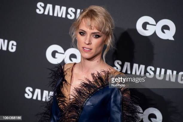 Actress Maggie Civantos attends the 2018 GQ Men of the Year awards at the Palace Hotel in Madrid Spain November 22 2018