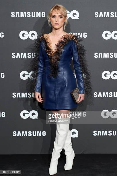 Actress Maggie Civantos attends the 2018 GQ Men of the Year awards at the Palace Hotel on November 22 2018 in Madrid Spain