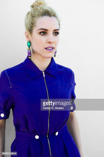 Actress Maggie Civantos attends 'Vis a Vis' photocall during 21th MAlaga Film Festival on April 15 2018 in Malaga Spain