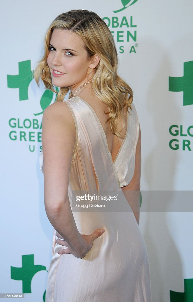Global Green USA's 11th Annual Pre-Oscar Party - Arrivals : News Photo