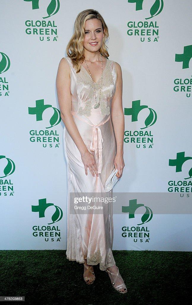 Global Green USA's 11th Annual Pre-Oscar Party - Arrivals : News Photo