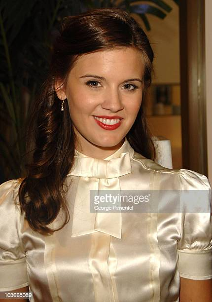 Actress Maggie Grace at The 32nd Annual Toronto International Film Festival George Christy Luncheon on September 8 2007 in Toronto Canada