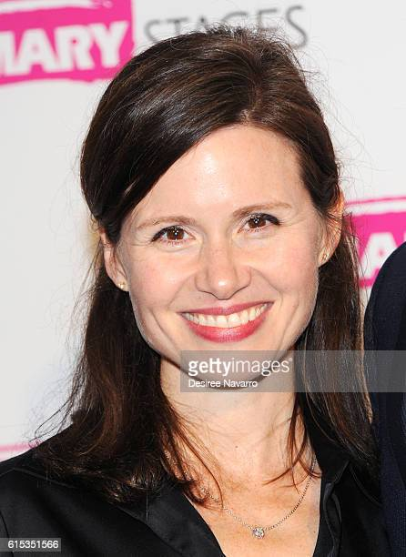 Actress Maggie Lacey attends Primary Stages 2016 Gala at 538 Park Avenue on October 17 2016 in New York City