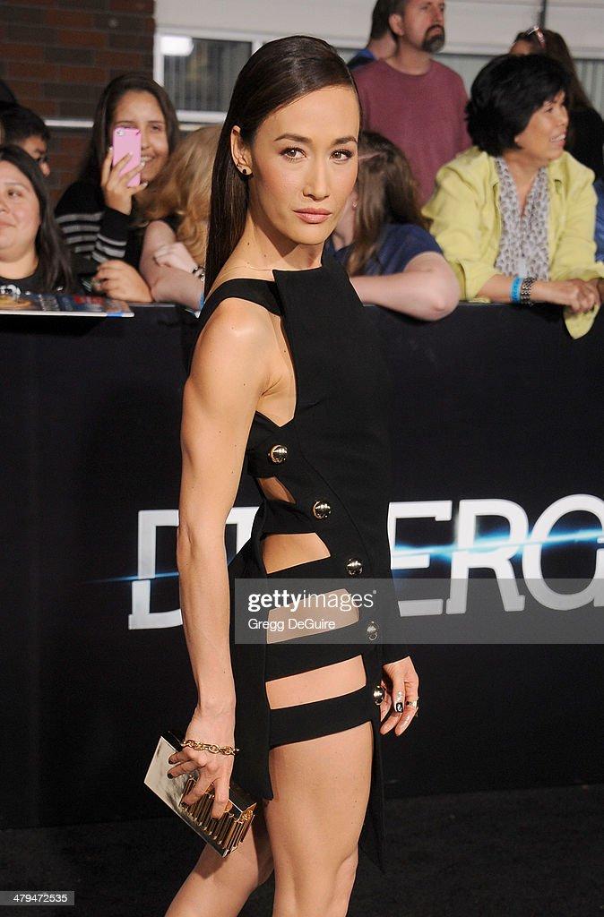 """""""Divergent"""" - Los Angeles Premiere - Arrivals"""
