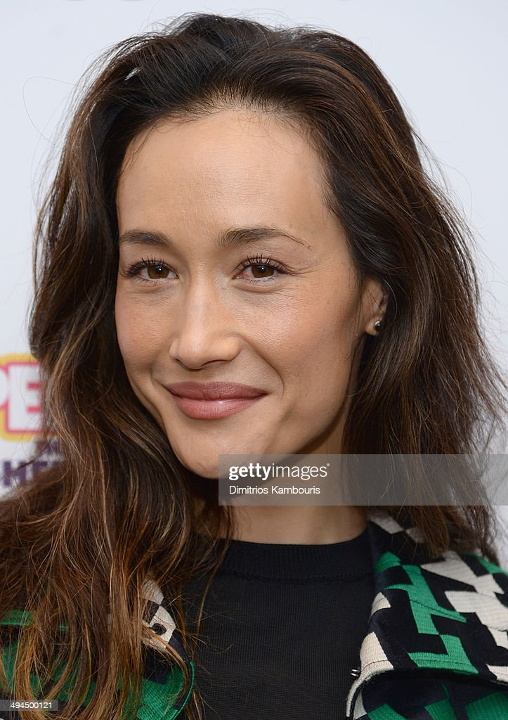 Actress Maggie Q attends the ''Supermensch: The Legend Of Shep Gordon' screening at The Museum of Modern Art on May 29, 2014 in New York City.