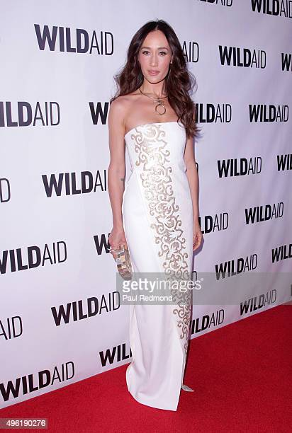 Actress Maggie Q attends WildAid 2015 at Montage Hotel on November 7 2015 in Beverly Hills California