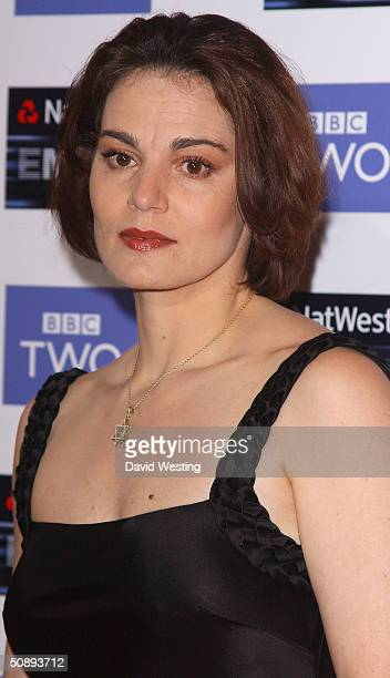 Actress Maia Morgenstern attends the 7th NatWest EMMA Awards held at the Grosvenor House on May 24 2004 in London
