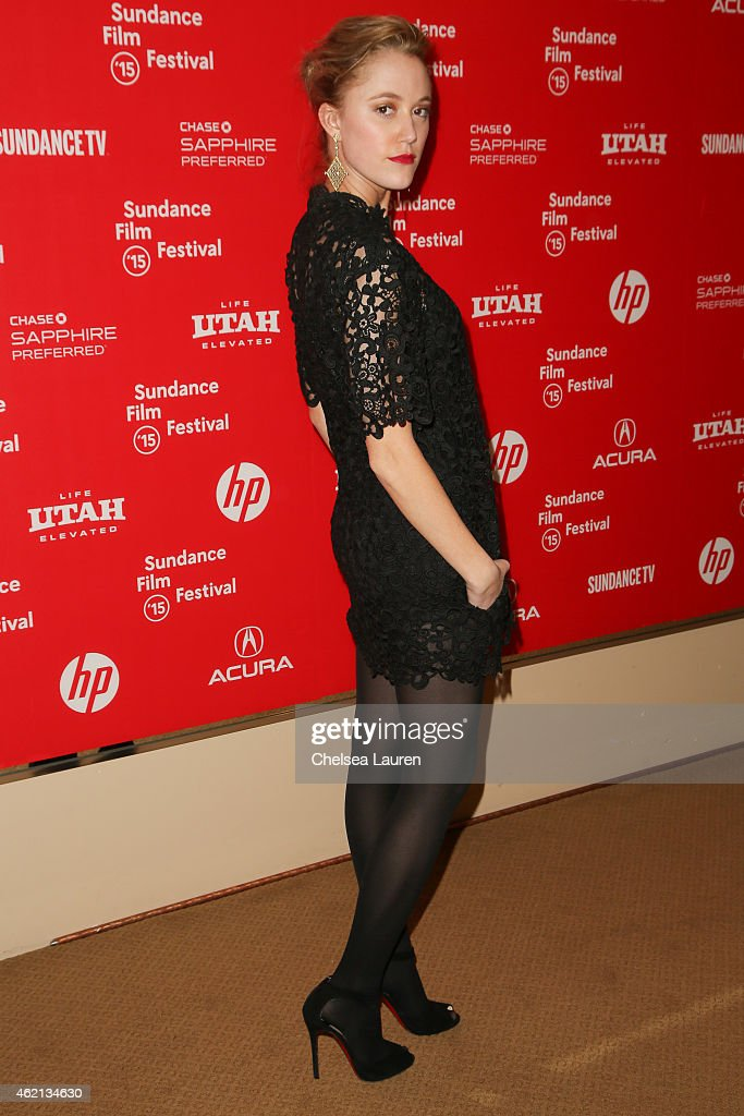 """It Follows"" Premiere - 2015 Sundance Film Festival"