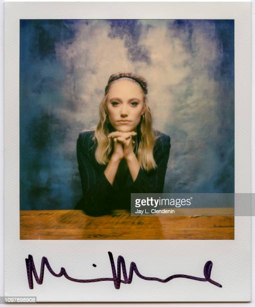 Actress Maika Monroe, from 'Greta' is photographed for Los Angeles Times on September 7, 2018 in Toronto, Ontario. PUBLISHED IMAGE. CREDIT MUST READ:...