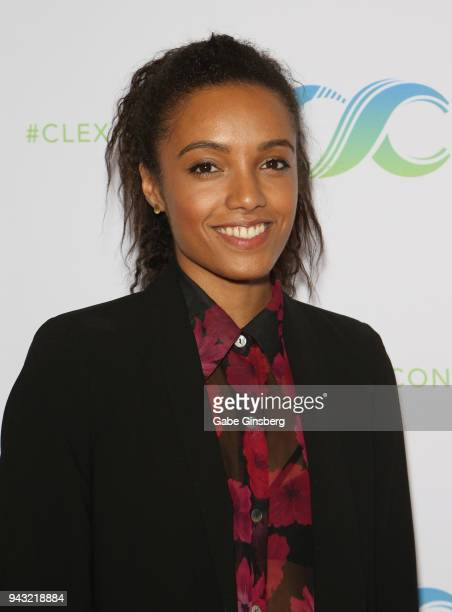 Actress Maisie RichardsonSellers attends the Cocktails for Change fundraiser hosted by ClexaCon to benefit Cyndi Lauper's True Colors Fund at the...