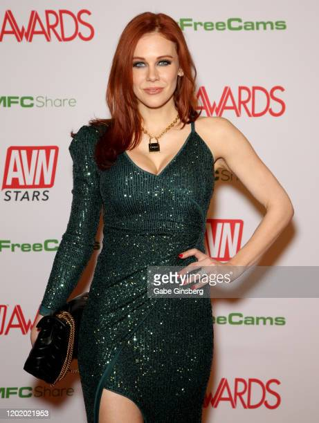 Actress Maitland Ward attends the 2020 Adult Video News Awards at The Joint inside the Hard Rock Hotel Casino on January 25 2020 in Las Vegas Nevada