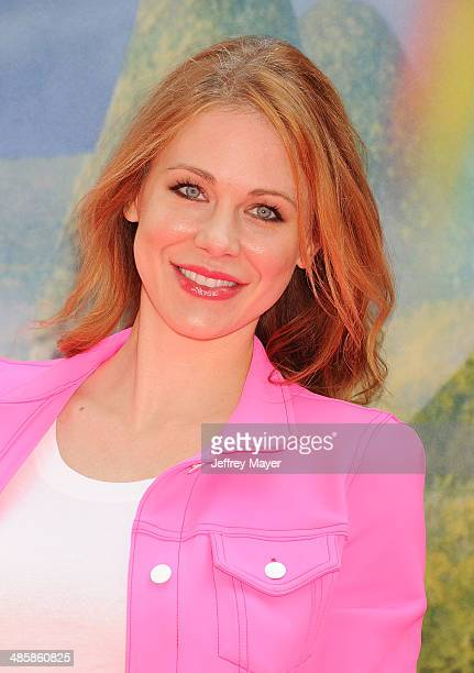Actress Maitland Ward attends the premiere of DisneyToon Studios' 'The Pirate Fairy' at Walt Disney Studios on March 22, 2014 in Burbank, California.