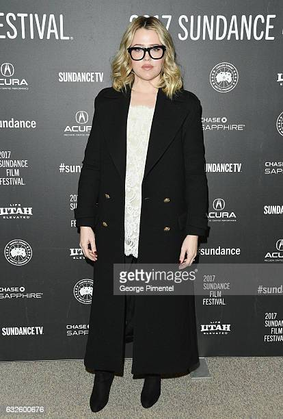 Actress Majandra Delfino attends the  Band Aid  Premiere at Eccles Center  Theatre on January.  Band Aid  Premiere - 2017 Sundance Film Festival 43464d281d17