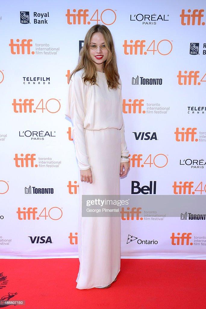 "2015 Toronto International Film Festival - ""James White"" Photo Call : Nachrichtenfoto"
