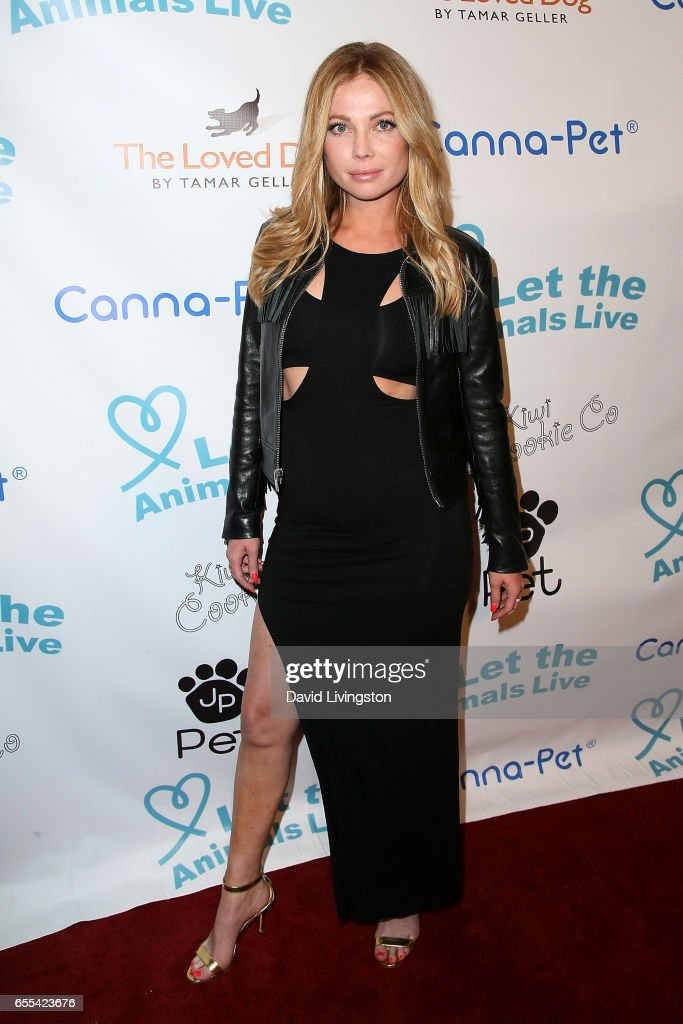 Let The Animals Live Gala - Arrivals : News Photo