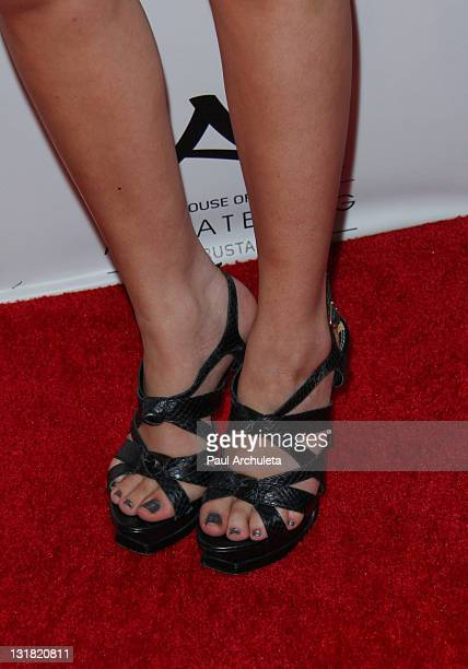 Actress Malese Jow arrives at 'The Bash' charity event benefiting Children's Hospitals at Elxr Lounge on May 14 2011 in Hollywood California