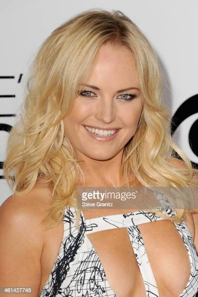 Actress Malin Ackerman attends The 40th Annual People's Choice Awards at Nokia Theatre LA Live on January 8 2014 in Los Angeles California