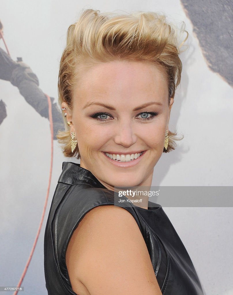 Actress Malin Akerman arrives at the Premiere Of Warner Bros. Pictures' 'San Andreas' at TCL Chinese Theatre on May 26, 2015 in Hollywood, California.