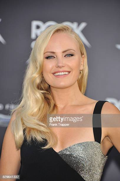 Actress Malin Akerman arrives at the world premiere of Rock of Ages held at Grauman's Chinese Theater in Hollywood