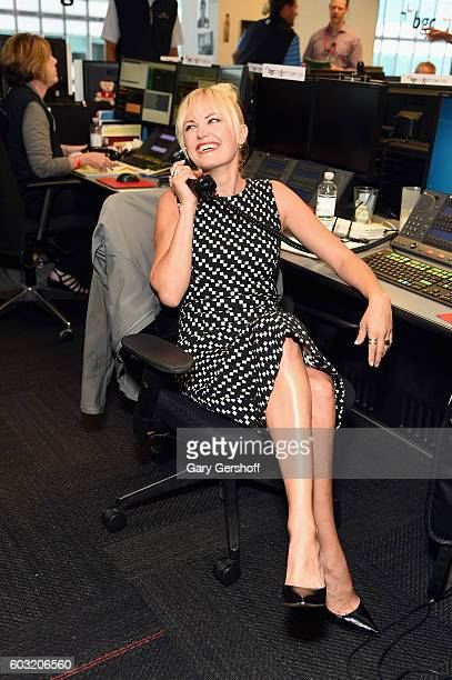 Actress Malin Akerman attends Annual Charity Day hosted by Cantor Fitzgerald BGC and GFI at BGC Partners INC on September 12 2016 in New York City