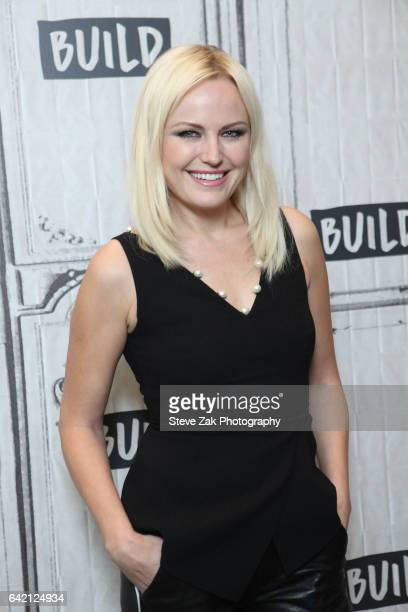 Actress Malin Akerman attends Build Series to discuss Billions at Build Studio on February 16 2017 in New York City