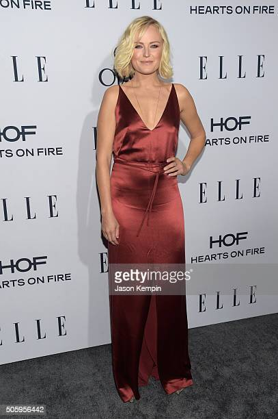 Actress Malin Akerman attends ELLE's 6th Annual Women In Television Dinner at Sunset Tower Hotel on January 20 2016 in West Hollywood California