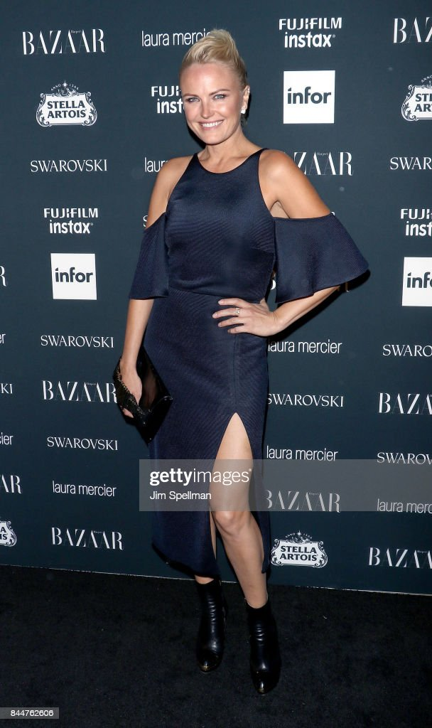 Actress Malin Akerman attends the 2017 Harper's Bazaar Icons at The Plaza Hotel on September 8, 2017 in New York City.