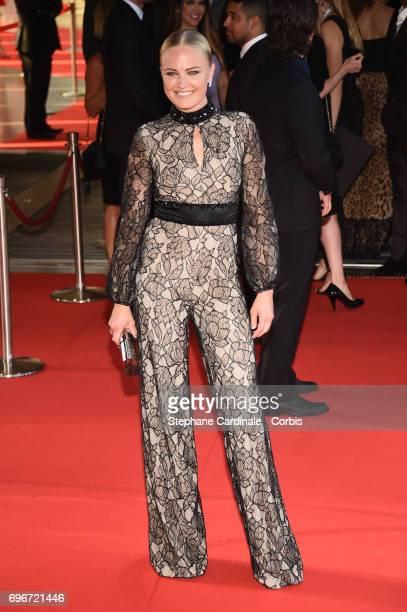 Actress Malin Akerman attends the 57th Monte Carlo TV Festival Opening Ceremony on June 16, 2017 in Monte-Carlo, Monaco.