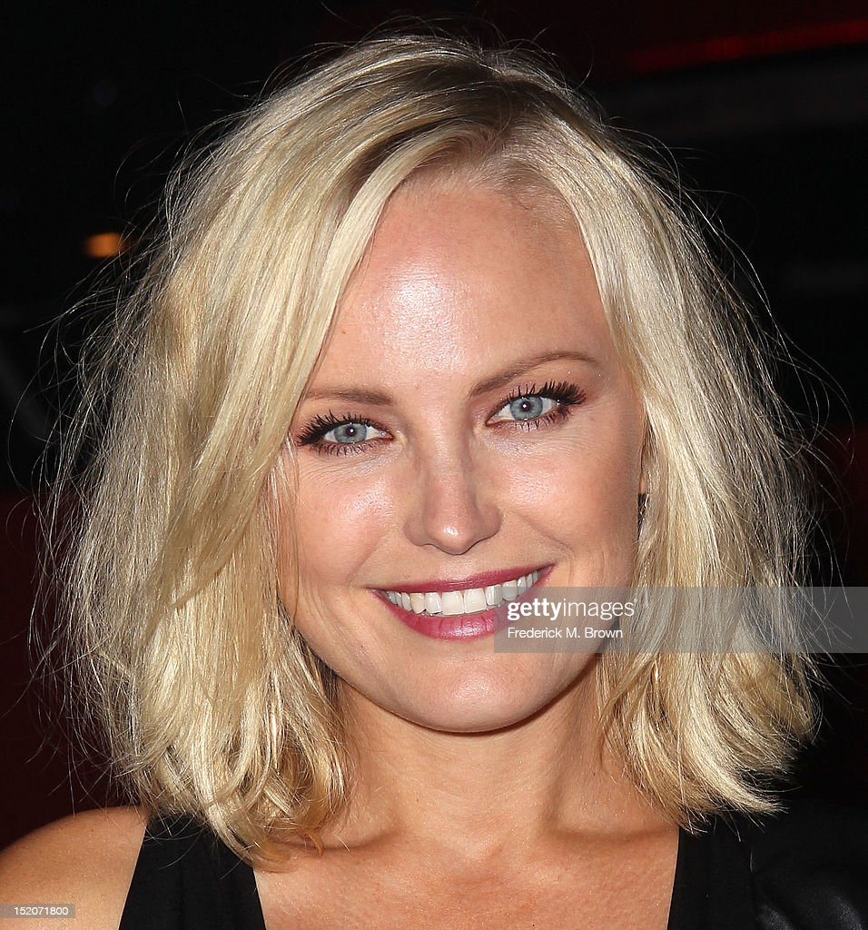 Actress Malin Akerman attends The Academy Of Television Arts & Sciences 2012 Creative Arts Emmy Awards' Governors Ball at the Los Angeles Convention Center on September 15, 2012 in Los Angeles, California.