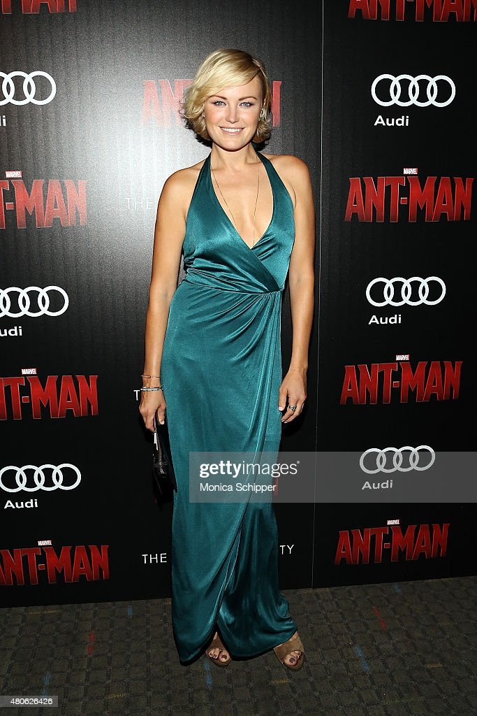 """The Cinema Society And Audi Host A Screening Of Marvel's """"Ant-Man"""""""