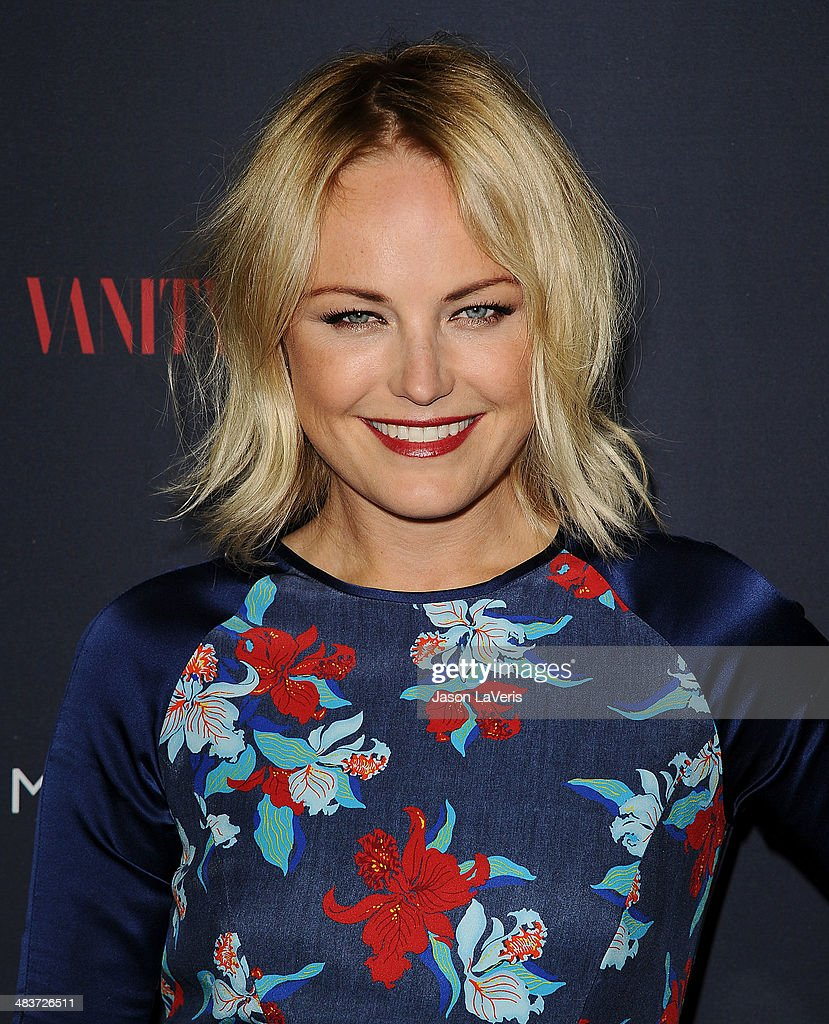 Actress Malin Akerman attends the debut of Tommy Hilfiger's Capsule Collection at The London Hotel on April 9, 2014 in West Hollywood, California.
