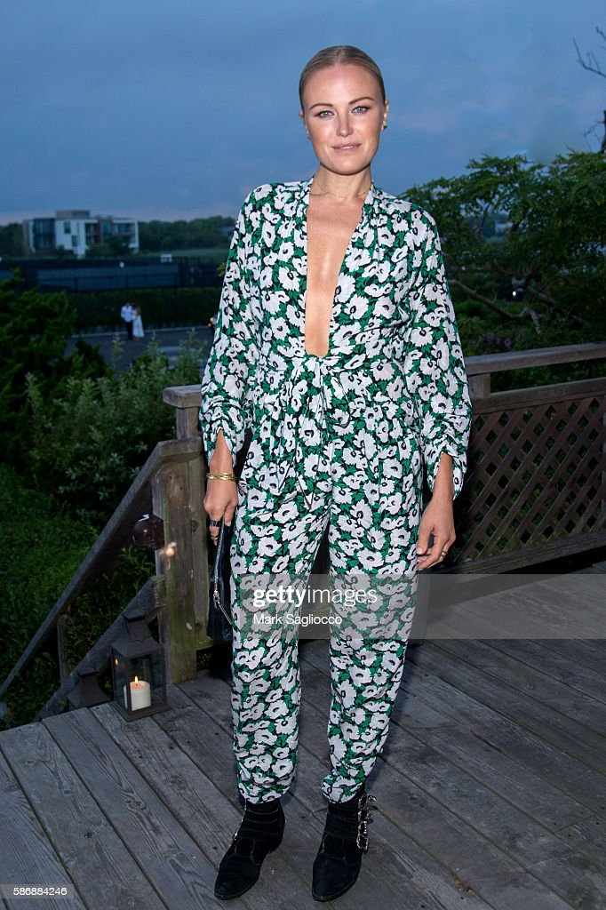 Women's Health Magazine Party Under the Stars at Bridgehampton Surf & Tennis