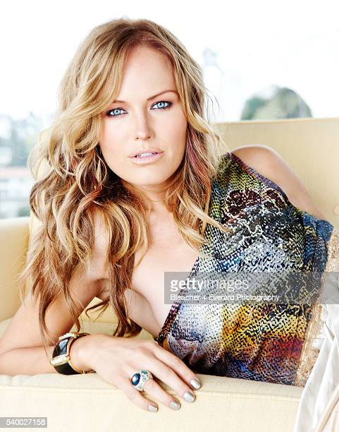 Actress Malin Akerman is photographed Elle Canada on April 18 2011 in Los Angeles California Styling Jessica Paster Hair Maranada Makeup Scott Barnes