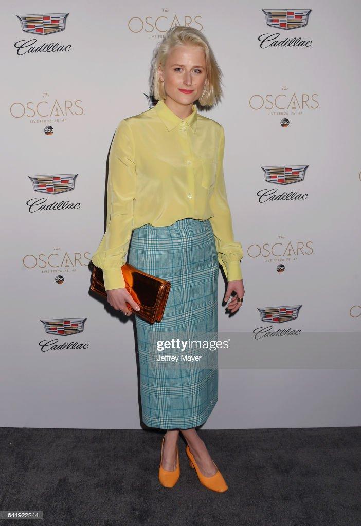 Cadillac Celebrates The 89th Annual Academy Awards - Arrivals