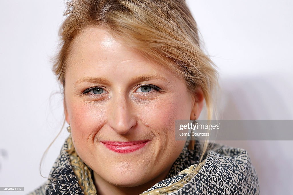 Actress Mamie Gummer attends the 5th Annual Women In The World Summit at the David Koch Theatre at Lincoln Center on April 3, 2014 in New York City.