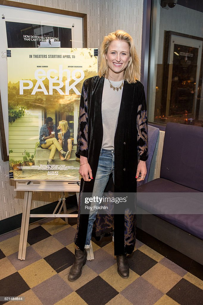 """""""Echo Park"""" New York Screening And Q&A"""