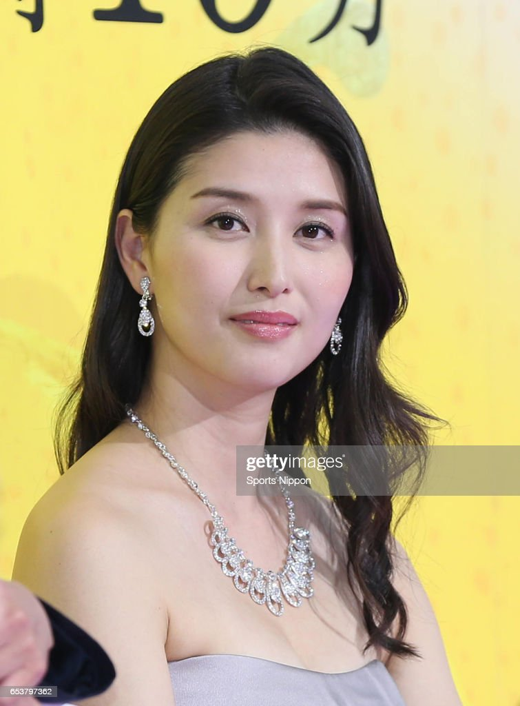 Manami Hashimoto Attends Press Conference In Tokyo : News Photo