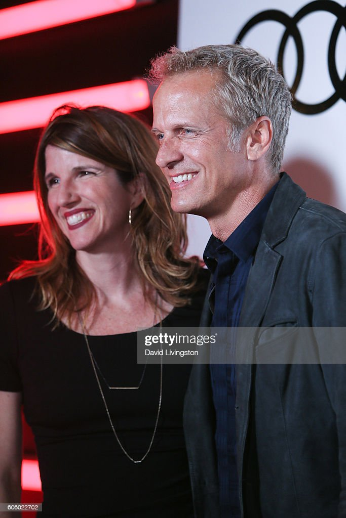 Audi Celebrates The 68th Emmys - Arrivals : News Photo