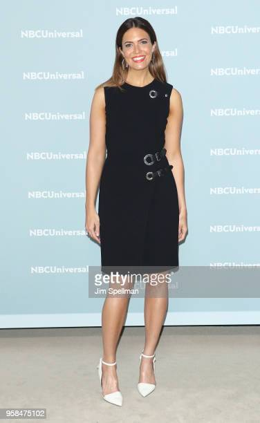 Actress Mandy Moore attends the 2018 NBCUniversal Upfront presentation at Rockefeller Center on May 14 2018 in New York City