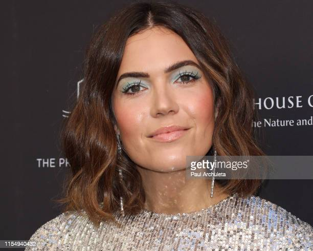 Actress Mandy Moore attends the Los Angeles Confidential Magazine Impact Awards at The Line Hotel on June 09 2019 in Los Angeles California