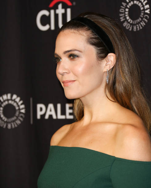 25a5095cfa35 Actress Mandy Moore attends The Paley Center For Media s 34th Annual  PaleyFest Los Angeles  This