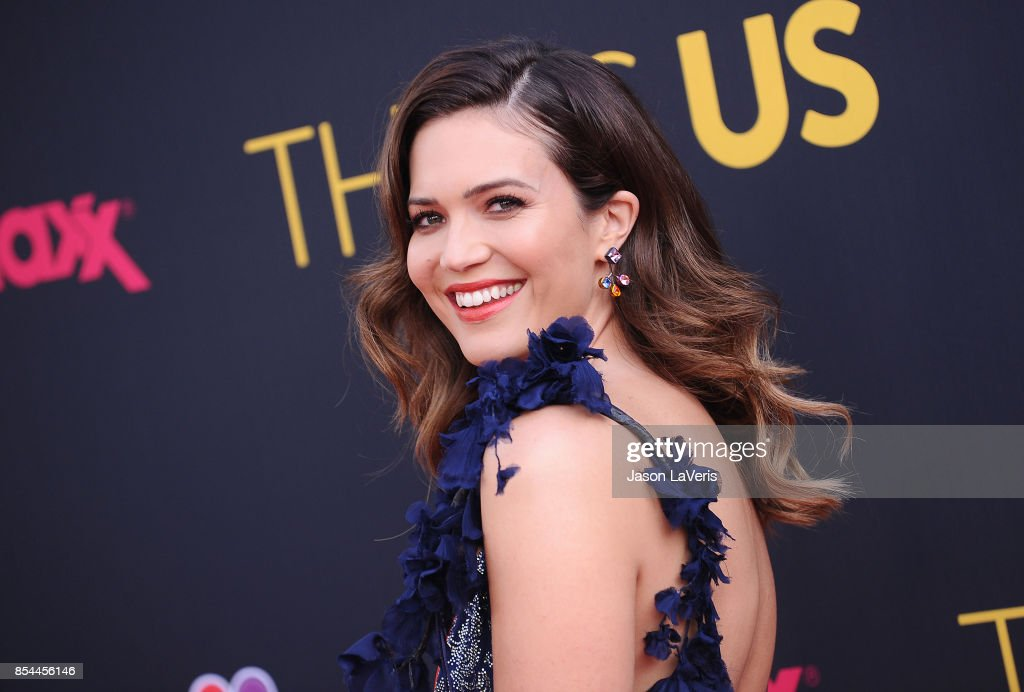 Actress Mandy Moore attends the season 2 premiere of 'This Is Us' at NeueHouse Hollywood on September 26, 2017 in Los Angeles, California.