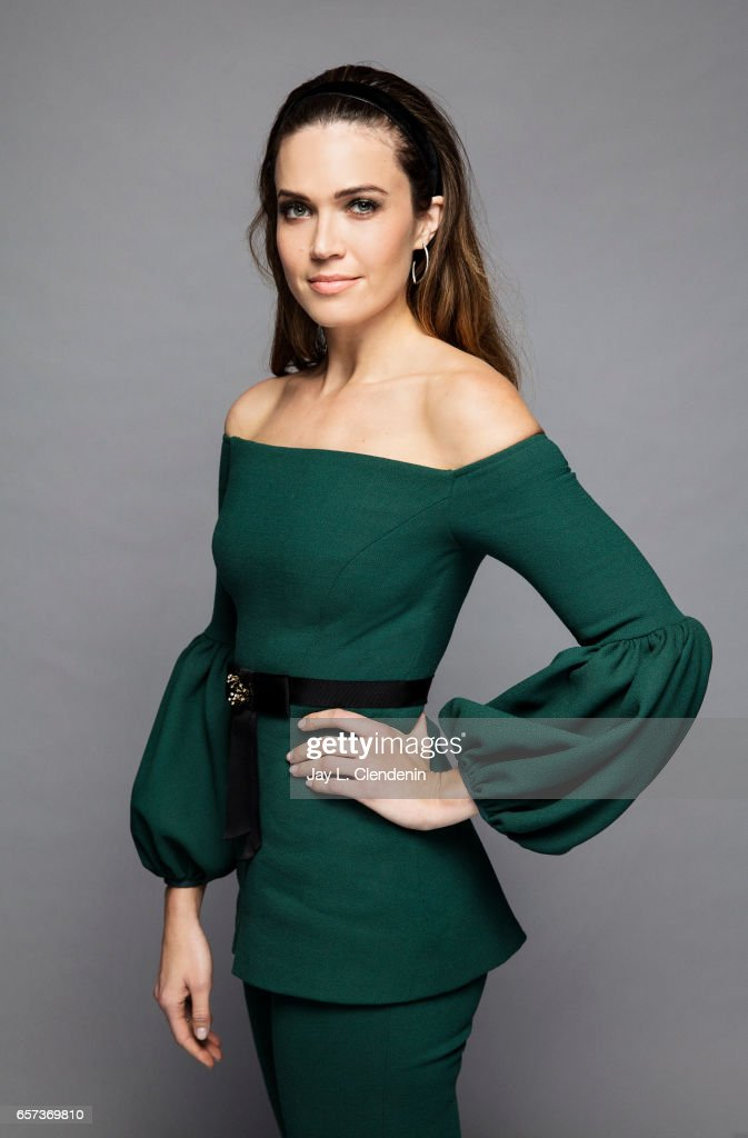 Actress Mandy Moore from NBC's 'This is Us' is photographed at Paley Fest for Los Angeles Times on March 18, 2017 in Los Angeles, California. PUBLISHED IMAGE.