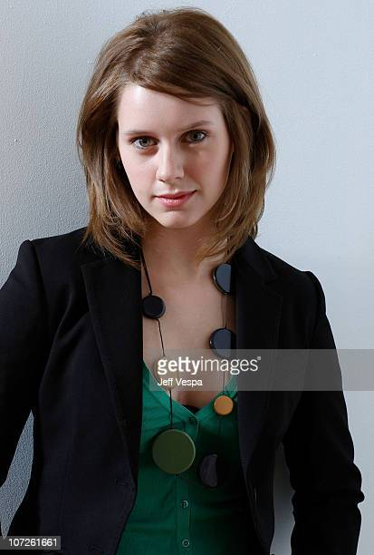 """Actress Manuela Velles of """"Chaotic Ana"""" at the 2007 Diesel Portrait Studio Presented by Wireimage and Inside Entertainment on September 9, 2007 in..."""
