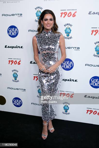 Actress Mar Saura attends the 'Hombres Esquire' 2019 awards at Kapital Theater on October 10 2019 in Madrid Spain