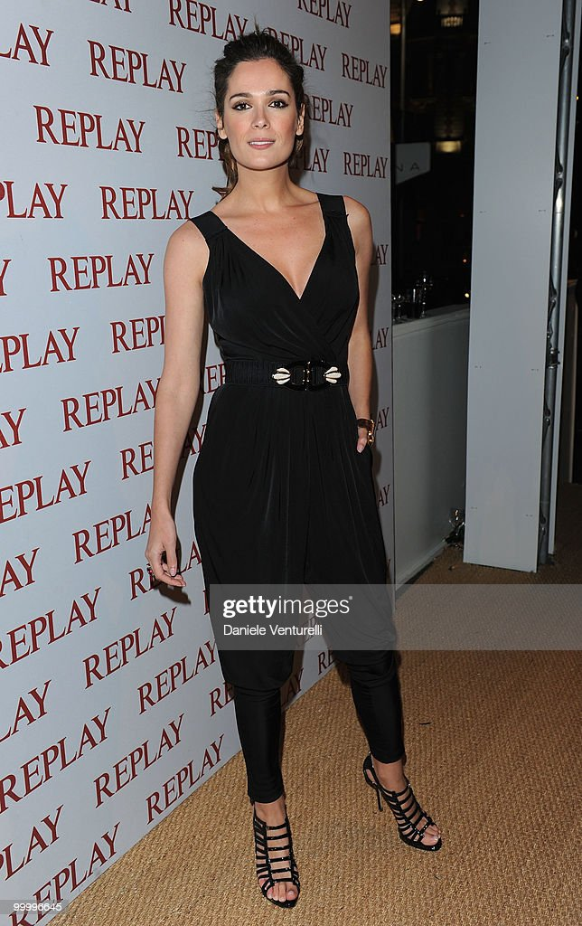 Actress Mar Saura attends the Replay Party held at the Star Style Lounge during the 63rd Annual International Cannes Film Festival on May 19, 2010 in Cannes, France.