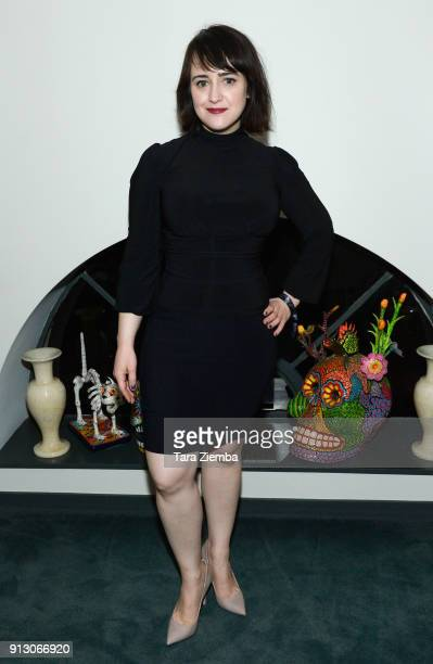 Actress Mara Wilson attends The Secret Society Of The Sisterhood at The Masonic Lodge at Hollywood Forever on January 31 2018 in Los Angeles...