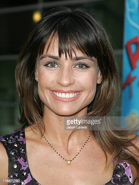 Actress Marcela Mar attends Overture Films' Premiere of Henry Poole is Here at Arclight Cinemas on August 7 2008 in Los Angeles California